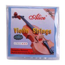סט 4 מיתרים לכינור