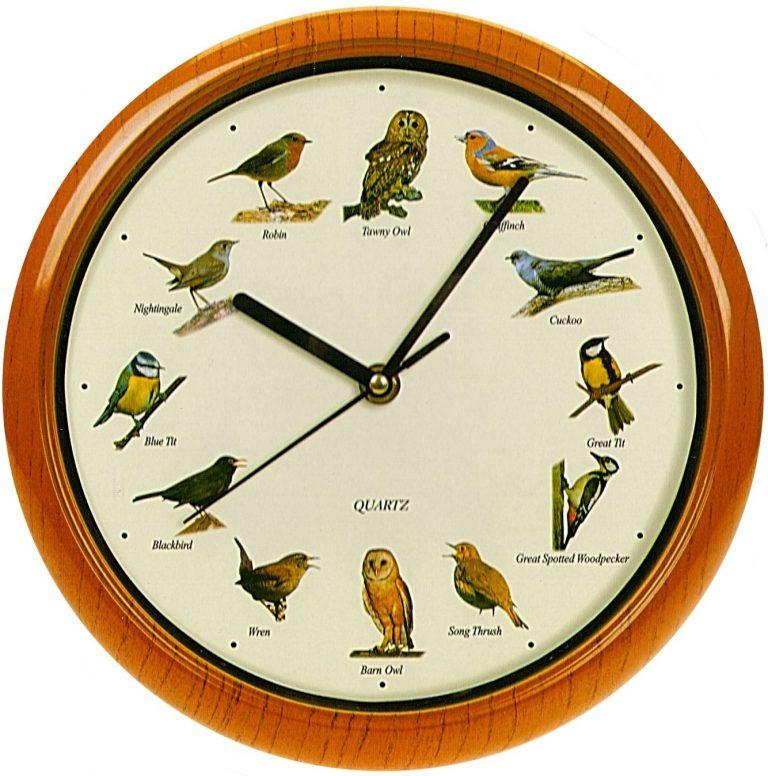 שעון ציפורים