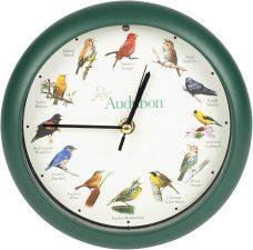 שעון ציפורים מצייץ