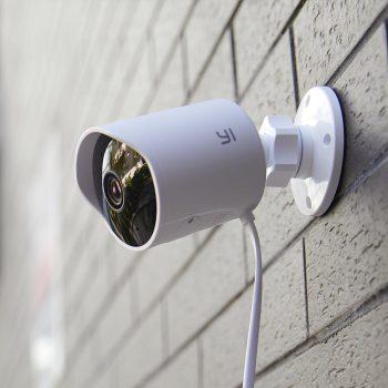 מצלמת אבטחה YI Outdoor